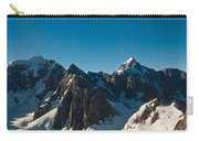 Mount Cook Akaroa In New Zealand Carry-all Pouch