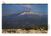 Mount Etna Carry-all Pouch