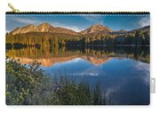 Mount Lassen Reflecting 2 Carry-all Pouch
