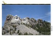 Mount Rushmore Full View Carry-all Pouch