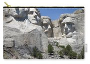 Mount Rushmore Vertical Carry-all Pouch