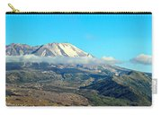 Mount St Helens And Castle Lake Carry-all Pouch
