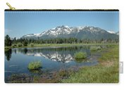 Mount Tallac Sky Projections Carry-all Pouch