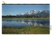 Mount Tallac View Of The Cross Carry-all Pouch