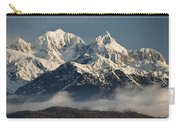 Mount Tasman And Mount Cook Southern Carry-all Pouch by Colin Monteath
