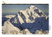 Mount Tutoko At Dawn Hollyford Valley Carry-all Pouch by Colin Monteath
