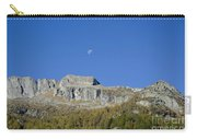 Mountain And Moon Carry-all Pouch
