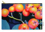 Mountain Ash Seeds Carry-all Pouch
