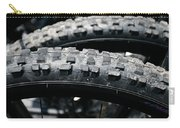 Mountain Bike Tires Carry-all Pouch