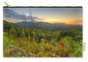 Mountain Evening Carry-all Pouch