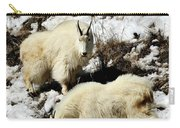 Mountain Goat Trio Carry-all Pouch