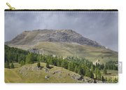 Mountain In St Moritz Carry-all Pouch