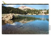 Mountain Lake Reflections Carry-all Pouch
