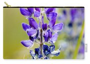 Mountain Lupine Glacier National Park Carry-all Pouch