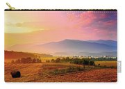 Mountain Morning Farm In Cades Cove Carry-all Pouch