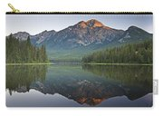 Mountain Reflection, Pyramid Mountain Carry-all Pouch