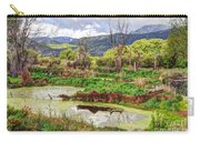 Mountain Valley Marsh - Hdr Carry-all Pouch