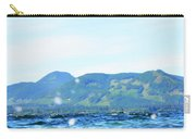 Mountain Waves Carry-all Pouch