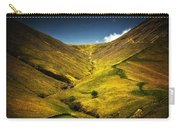 Mountains And Hills Carry-all Pouch