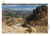 Mountains At Lassen Carry-all Pouch