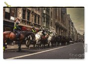 Mounted Police Carry-all Pouch by Rob Hawkins