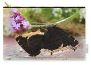 Mourning Cloak Butterfly Lovin' Carry-all Pouch