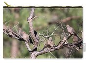 Mourning Dove - Board Of Directors Carry-all Pouch