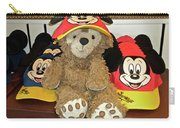 Mouseketeer Bear Carry-all Pouch