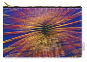 Moving Abstract Lights Carry-all Pouch