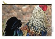 Mr Chicken Carry-all Pouch
