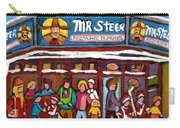 Mr Steer Restaurant Montreal Carry-all Pouch