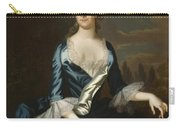 Mrs. Charles Carroll Of Annapolis Carry-all Pouch