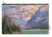 Mt Edith Cavell Jasper Carry-all Pouch