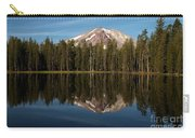 Mt Lassen In Summit Lake Carry-all Pouch