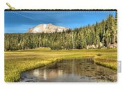 Mt Lassen Reflections Carry-all Pouch