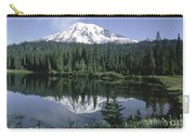 Mt. Ranier Reflection Carry-all Pouch