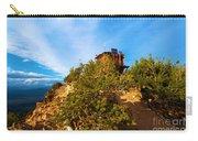 Mt Scott Fire Tower Carry-all Pouch