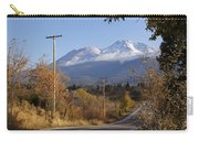 Mt Shasta Autumn Carry-all Pouch