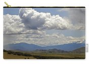 Mt Shasta On A Showery Spring Day Carry-all Pouch
