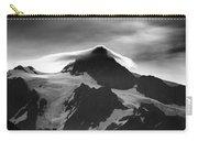 Mt Shuksan Monochrome Carry-all Pouch