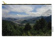 Mt St Helens Lookout Carry-all Pouch