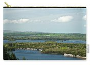Muckross Lake From Atop Torc Waterfall 2 Carry-all Pouch