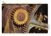 Mud Caked Gears Carry-all Pouch