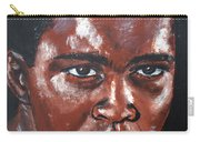 Muhammad Ali Formerly Cassius Clay Carry-all Pouch