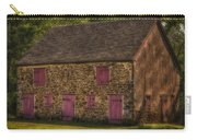 Mule Barn  Carry-all Pouch by Susan Candelario