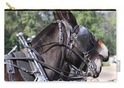 Mule Days - Benson - A Pair Of Aces - Mules Carry-all Pouch