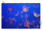 Multiple Jelly Fish Carry-all Pouch