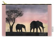 Mum And Baby Carry-all Pouch