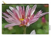 Mum Is In The Pink Digital Painting Carry-all Pouch
