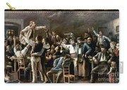 Munkacsy: Strike, 1895 Carry-all Pouch